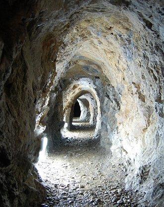 Miniere di mercurio di Levigliani